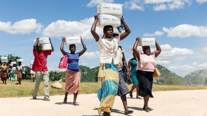 Zimbabwe, Dulu Lumbung Pangan, Kini Krisis Pangan