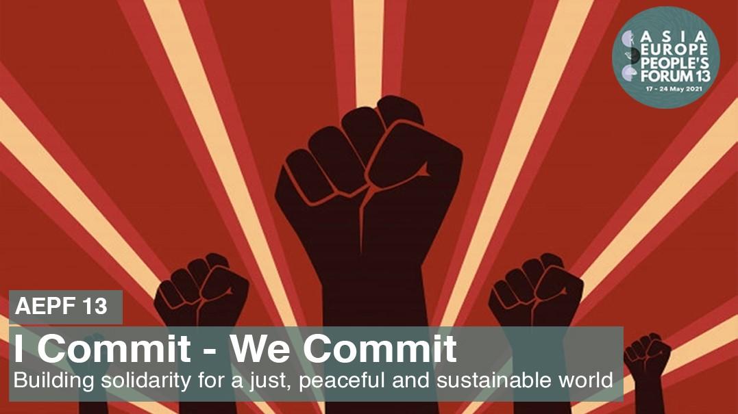 AEPF 13: Memperkuat Solidaritas Rakyat Asia dan Eropa